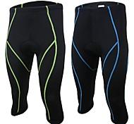 Uomo ARSUXEO bicicletta 3/4 Shorts