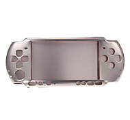 Caja de aluminio de protección para PSP 2000 o 3000 (rosa)