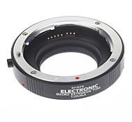 Tube Lens Adapter / Extension électronique pour OME Canon (12mm)