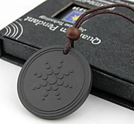High Technology Health Quantun Pendant Necklace Scalar Energy Necklace with Authenticity Card