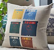 Arte Pop hacen vida mejor decorativo almohada cubierta