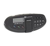 appelant de voiture Affichage Mp3 pavé numérique Dial Transmetteur FM