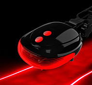 FJQXZ  Round and Red Laser Tail Warning Safety Lights