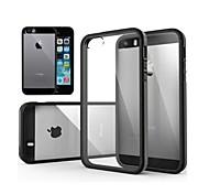 Custodia ultra trasparente Back Cover per iPhone 4/4S (colori assortiti)