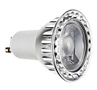 GU10 7 W 1 COB 520 LM Warm White Spot Lights AC 85-265 V