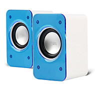 061 Bass Portable Loudspeaker Box for Laptop/PC