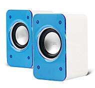 061 Bass Portable Loudspeaker Box for Laptop/PC