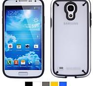 Doble cubierta Hardcase TPU para Samsung Galaxy S4 Mini I9190