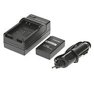 ismartdigi 1020mAh Camera Battery+Car Charger for NIKON COOLPIX A J1 J2 J3 S1