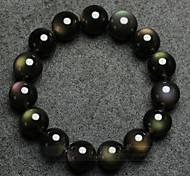 Caring Salute elegante Naturel cristallo ologramma Bracelet (1 Pc)