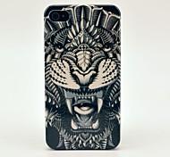 Hard Case bel tatuaggio animale del mostro Motivo per iPhone 4/4S