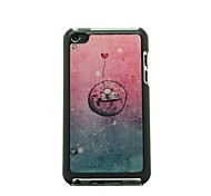 Earth Pattern Hard Case for iPod touch 4