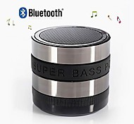Caixa de Som Portátil Bluetooth V3.0 TF MP3/AUX
