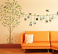 1PCS Colorful Memorytree Wall Sticker&Photo Frame