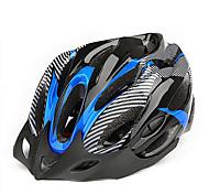 CoolChange 21 Vents EPS Azul Ciclismo Integralmente-moldados Helmet