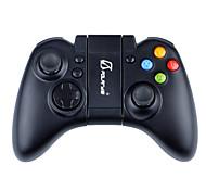 Jogo sem fio Bluetooth Controller Gamepad Joystick para Android iOS PC
