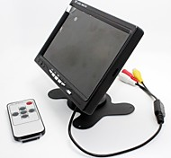 "HD 7 ""TFT LCD 2-CH Rear View Monitor digital mando a distancia (PAL / NTSC)"