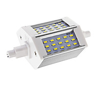 R7S 6 W 45 SMD 3014 528 LM Cool White Dimmable Corn Bulbs AC 85-265 V