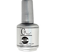 1PCS CH Silver Bottle Soak-off UV Base Gel(15ml)