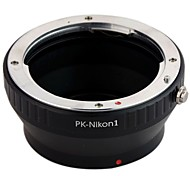 Pentax PK Lens to NIKON1 J1 V1 Mount Adapter