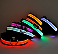 Cute Dark Side  LED  Lights Collars  for Pets Dogs(Assorted Colors,Assorted Size)