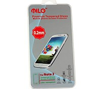 MILO Third Generation Ultra Thin 0.2mm High Quality Premium Tempered Glass Screen Protector for Samsung Galaxy Note 3