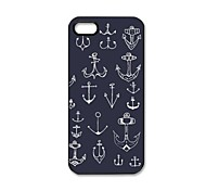 Ready to Ship Refuse to Sink Pattern Plastic Hard Case for iPhone 5/5S