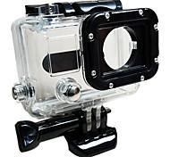 Accessori GoPro custodia protettiva Per Gopro Hero 3 Plastica trasparente