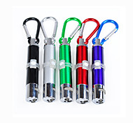 Others LED Flashlights / Handheld Flashlights 1 Mode <50 Lumens AG13 Waterproof LED Others Traveling / Climbing