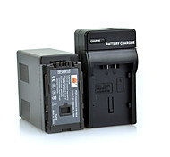 DSTE 7.4v 5900mah vw-VBG6 bateria Li-ion e nos ligue para Panasonic AG-hmc71mc ag-hmc73mc