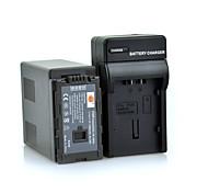 DSTE 7.4V 5900mah vw-VBG6 Li-Ionen-Akku und uns Stecker für Panasonic AG-hmc71mc ag-hmc73mc