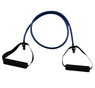 Látex de Fitness exercício do estiramento Pull Corda - Azul