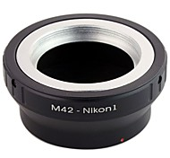 M42 Lens to NIKON1 J1 V1 Mount Adapter