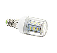 E14 5 W 24 SMD 5730 12OO LM Cool White Corn Bulbs AC 220-240 V