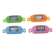 Small Size Children's Waterproof Electronic Tape Loom Bands Bracelet Watch (Random Color)