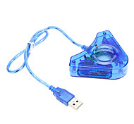Converter Adaptor for PS2 PSX to USB PC