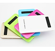 Ultra-thin Polymer Universal Mini Compact Portable Large Capacity Mobile Power