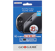 GOiGAME Front Screen Protector with Cleaning Cloth for PS Vita