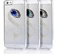 Elegante Jewel Dachte Tasche für iPhone 5/5S