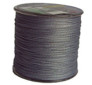 500M / 550 Yards PE Braided Line / Dyneema / Superline Fishing Line Gray 50LB / 45LB / 60LB 0.3,0.32,0.37 mm ForSea Fishing / Freshwater