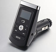 Fashionable Classic-Looking  In-car Mp3 Player Fm Transmitter