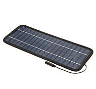 Chargeur de batterie 12V 4.5W qualité voiture solaire
