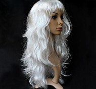 Long Synthetic Wavy Party Wig Multiple Colors Available
