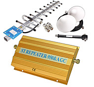 Mobile signal booster network GSM900mhz coverage 300m2