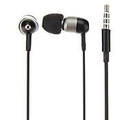 metales q8i awei auriculares in-ear con el mic (3 tamaños de olivas) para iPhone6 / iPhone6 más