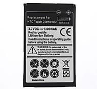 1300mAh батарея для HTC Touch Diamond2