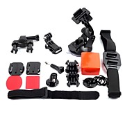Accessori G-112 completa Gopro supporto della staffa più conveniente Basic Kit per GoPro Hero 2/3/3 +