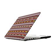Caso Cuerpo Enkay del estilo de Bohemia de protección de policarbonato completa para el MacBook Pro con Retina Display