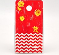 Strawberry Wave Pattern Hard Case for Nokia X