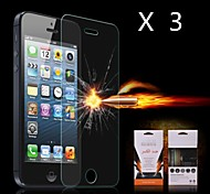 Ultimo Shock Screen Protector assorbimento per iPhone 4/4S (3PCS)